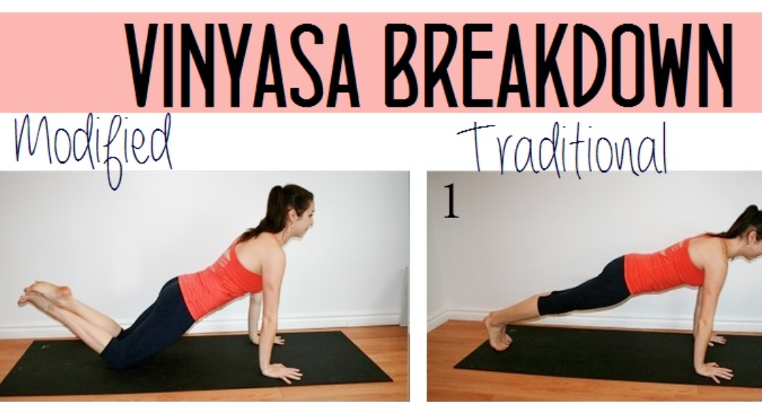 Vinyasa Breakdown – How to Flow
