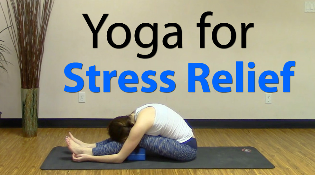 Yin Yang Yoga for Stress Relief