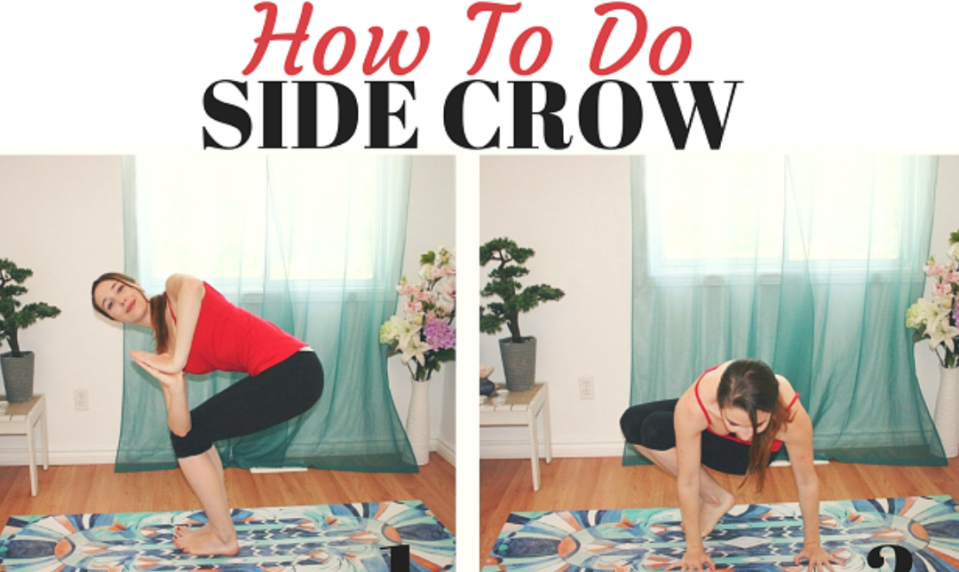 How To Do Side Crow