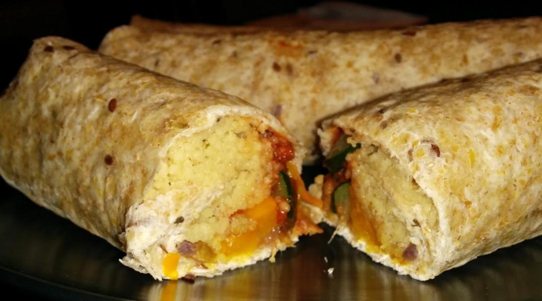 Fall Musings & Vegan Mexican Burritos