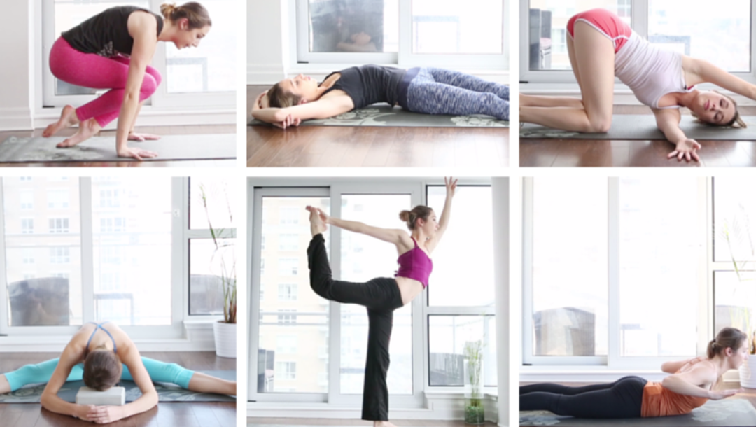Win the 14-Day Yoga Challenge!