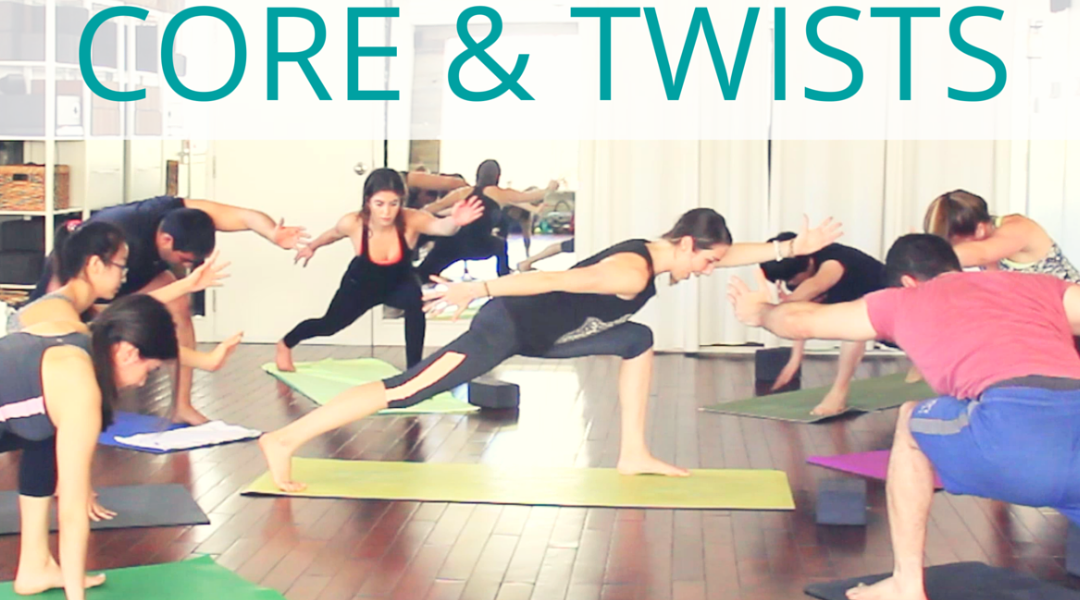 Group Yoga Class, 500 Hour Training & Year of Yoga