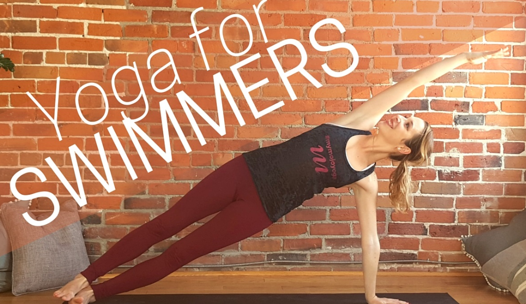 Yoga for Swimmers – 30 min Class