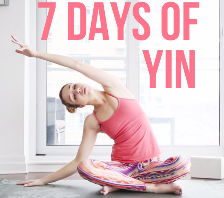 FREE 7 Day Yin Yoga Immersion!