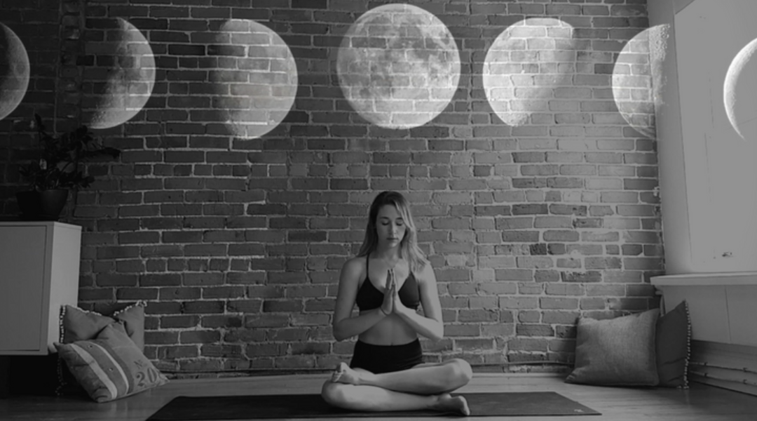New Moon Yoga & Journaling FREE CLASS