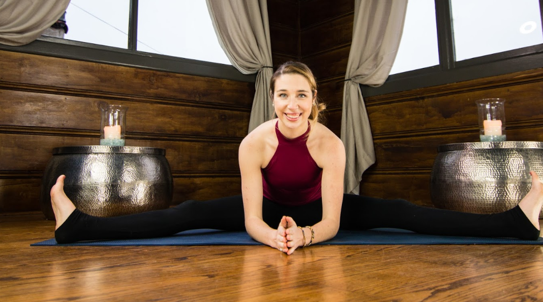 Yin Yoga from Head to Toe – New Series!