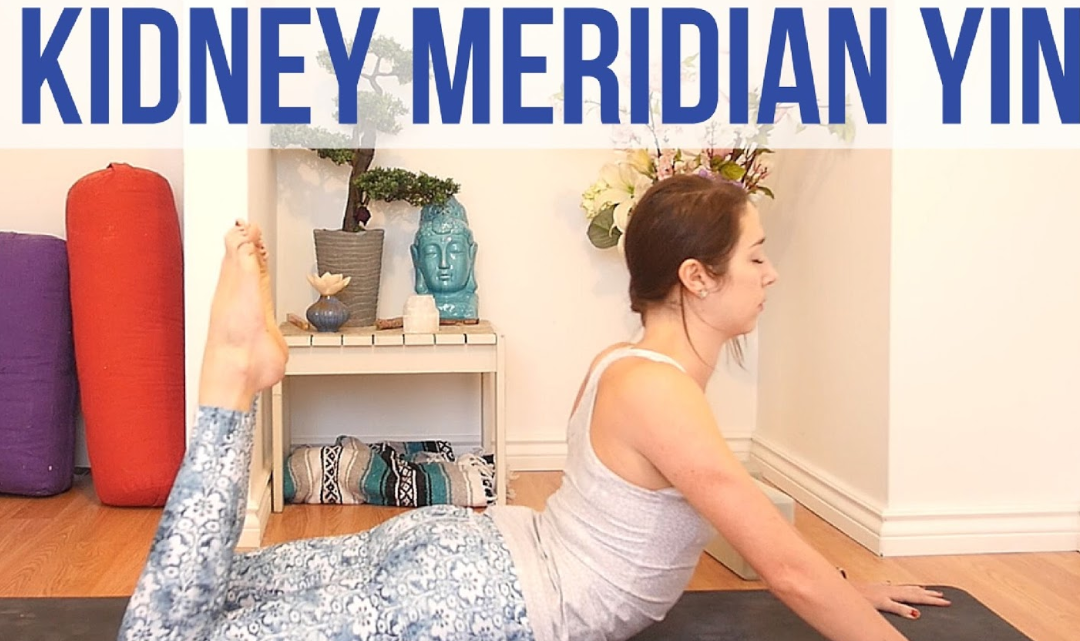Kidney Meridian Yin Yoga Class – Inner Groin and Spine Yin