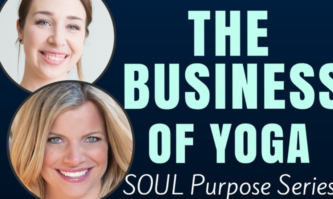Can you mix Business and Yoga?  (+ lunar yoga webinar replay)