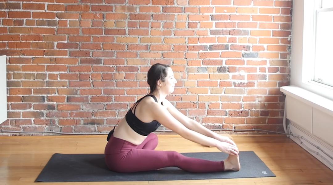 Full Body Intention Setting Yoga Class – Clarity, Focus & Goals All Levels Yoga Class {55 min}