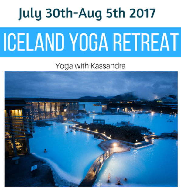Iceland Yoga Retreat… 4 Spots Left!