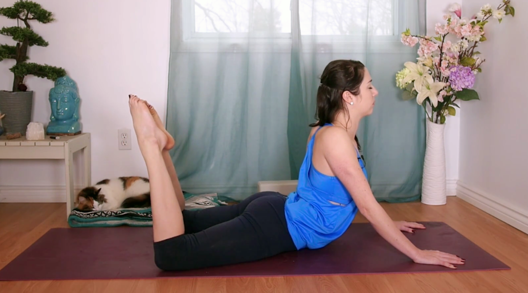 5 Yin Yoga Poses for Spine Flexibility