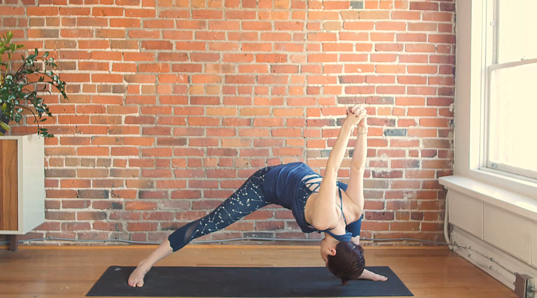 Yin Yoga Backbends (with Cleo) – Yin for Spine Flexibility & Open Shoulders {45 min}