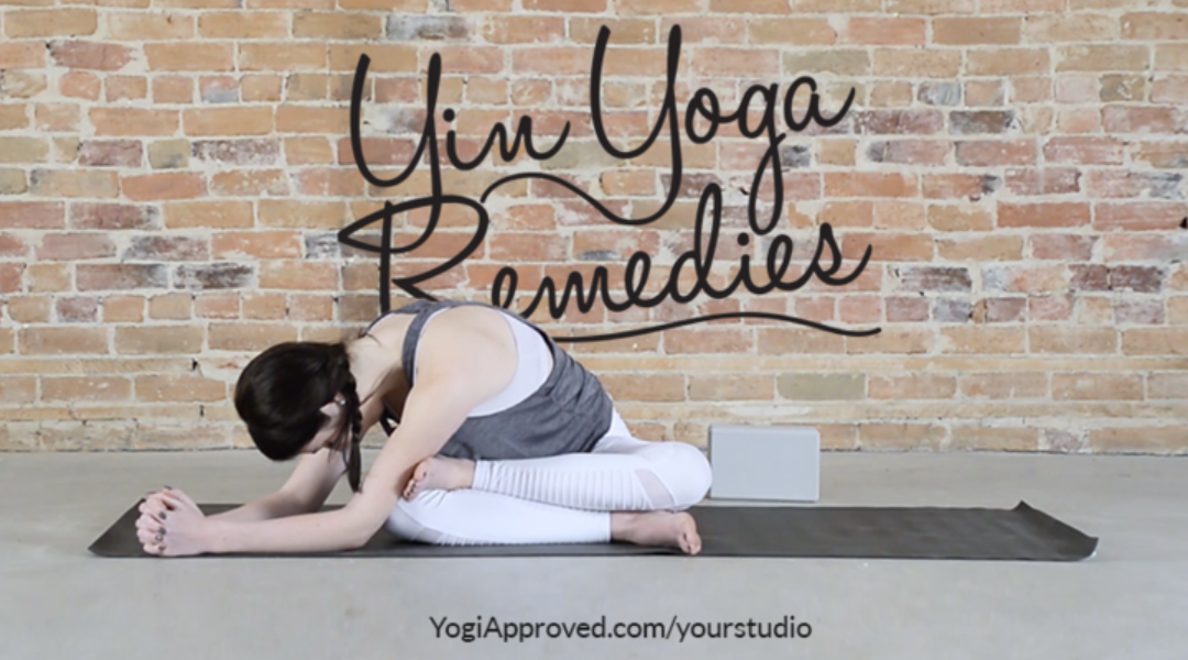 NEW – Yin Yoga Remedies!