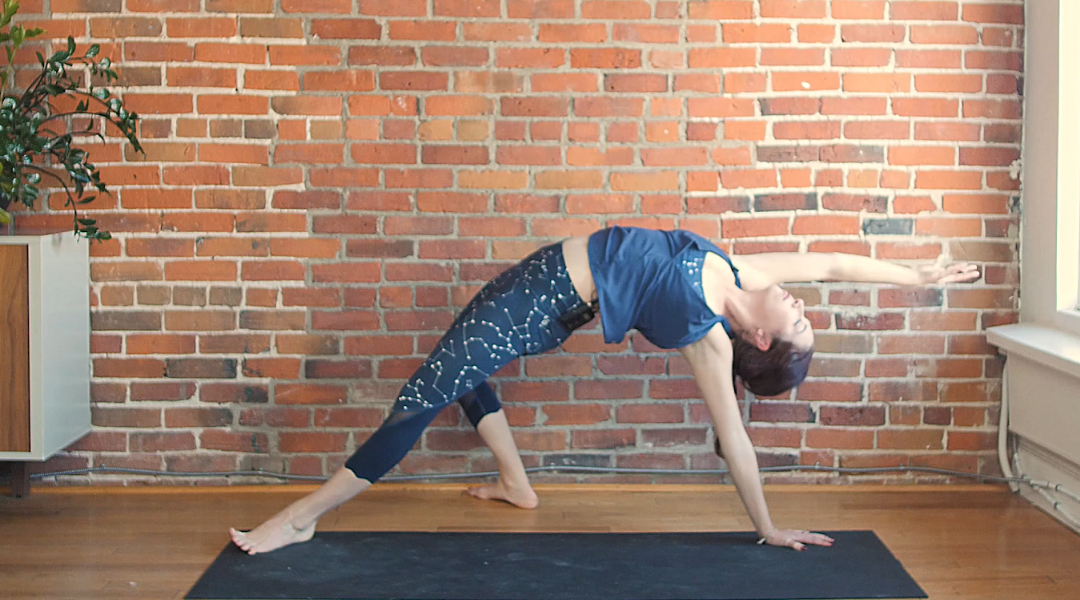 Sun Salutations & Standing Poses – Grounding Slow Flow {60 min}