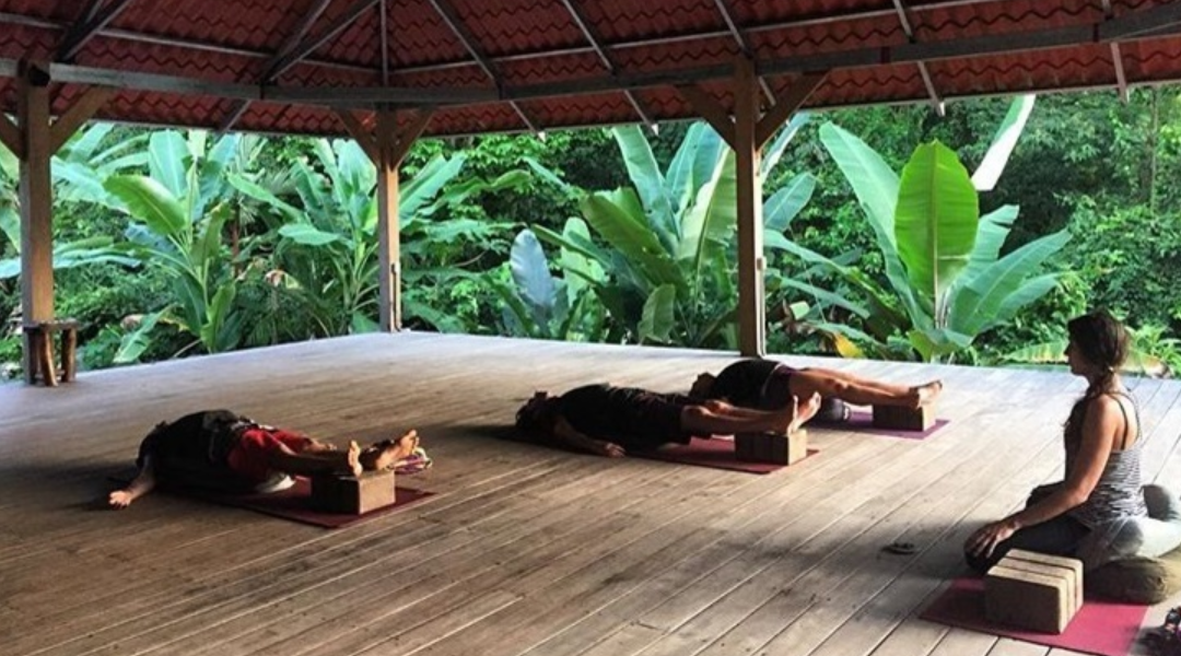 NEW Costa Rica Yoga Retreat! Time to book your next vacation…