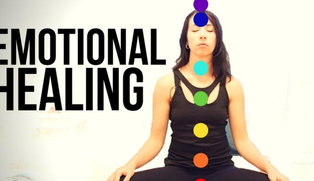 Chakra Yin Yoga for Emotional Healing {60 min}