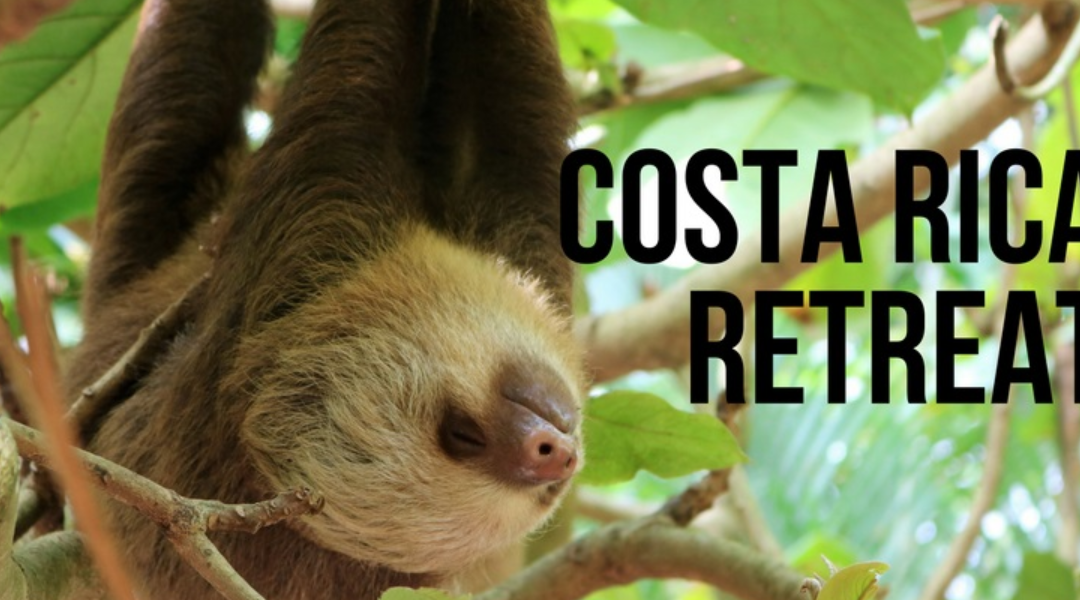 Costa Rica Yoga Retreat 2018 – Relax & Restore