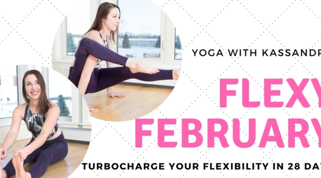 FLEXY FEBRUARY – Join The Challenge!
