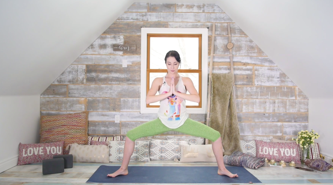 Vinyasa Yoga Flows and Poses to Help You Bloom This Spring