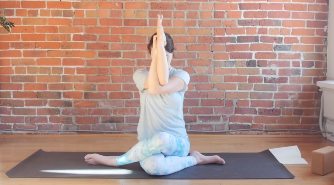 5 Yin Yoga Poses for the Throat Chakra