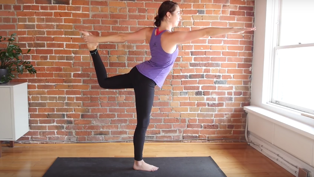 Increase Your Stability with These 7 Balancing Poses