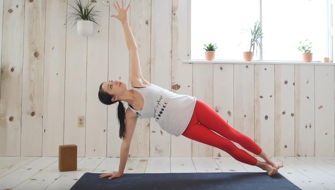 A Vinyasa Flow for Your Home Practice