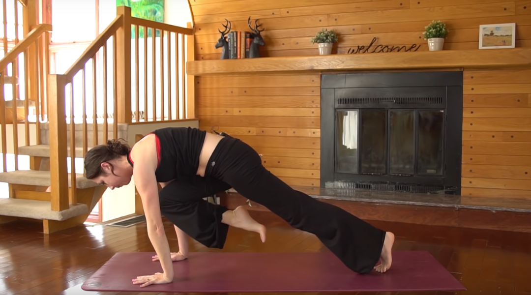 7 Energizing Core Working Yoga Poses