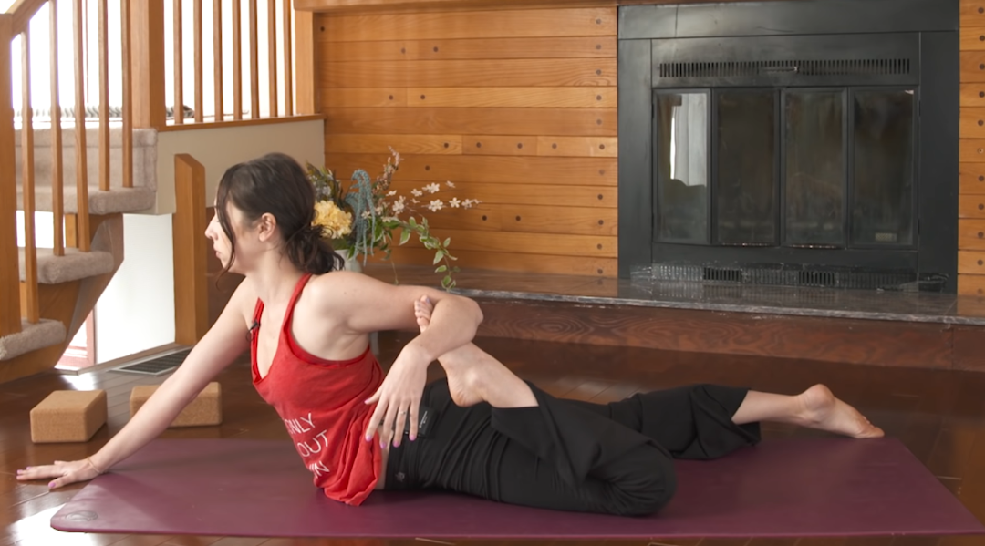 7 Yin Yoga Poses for Backbends and Spinal Flexibility
