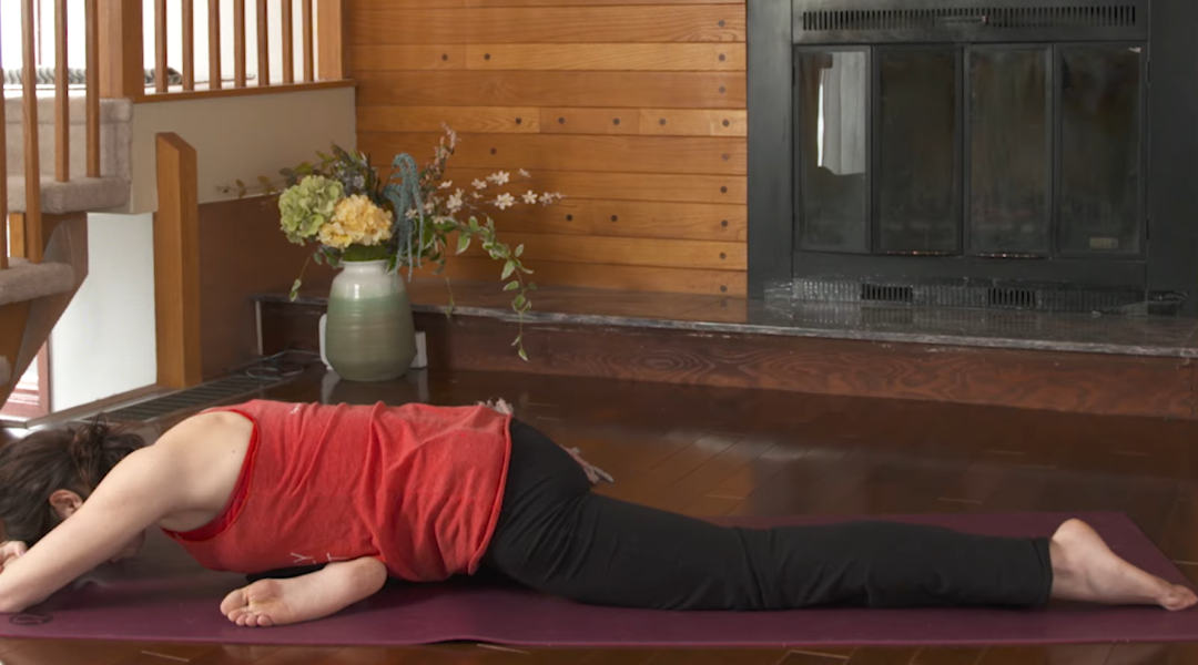 7 Yin Yoga Stretches to Open Your Hips