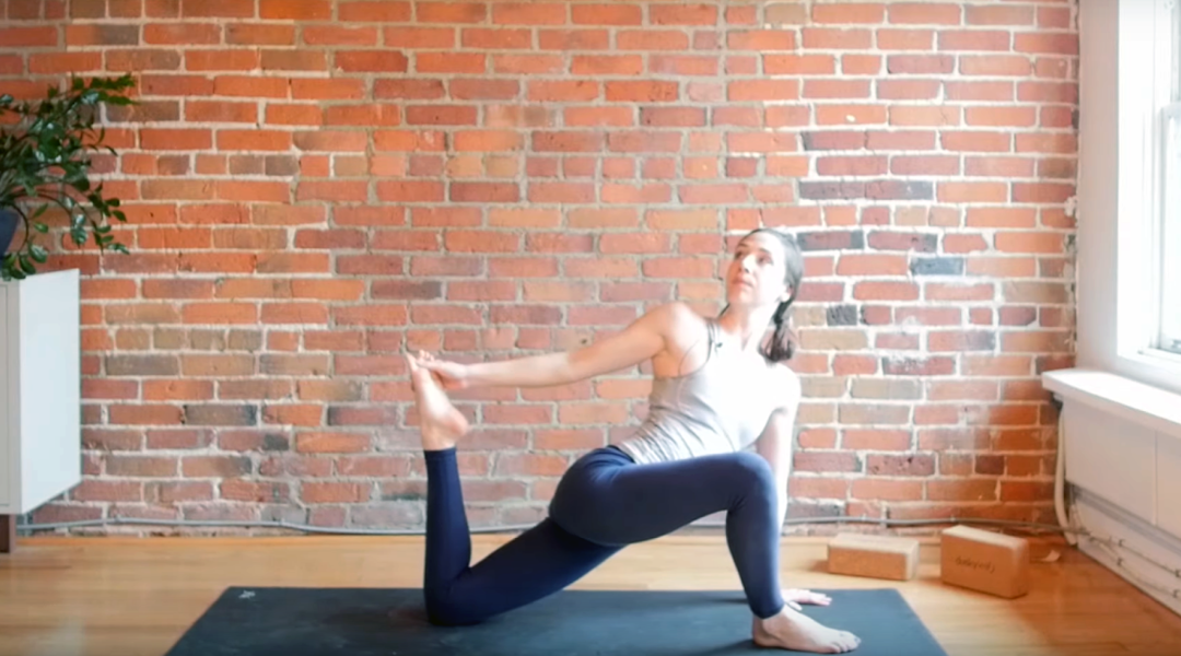 Full Body Vin to Yin Yoga Class (Part 1 – Vinyasa Sequence)