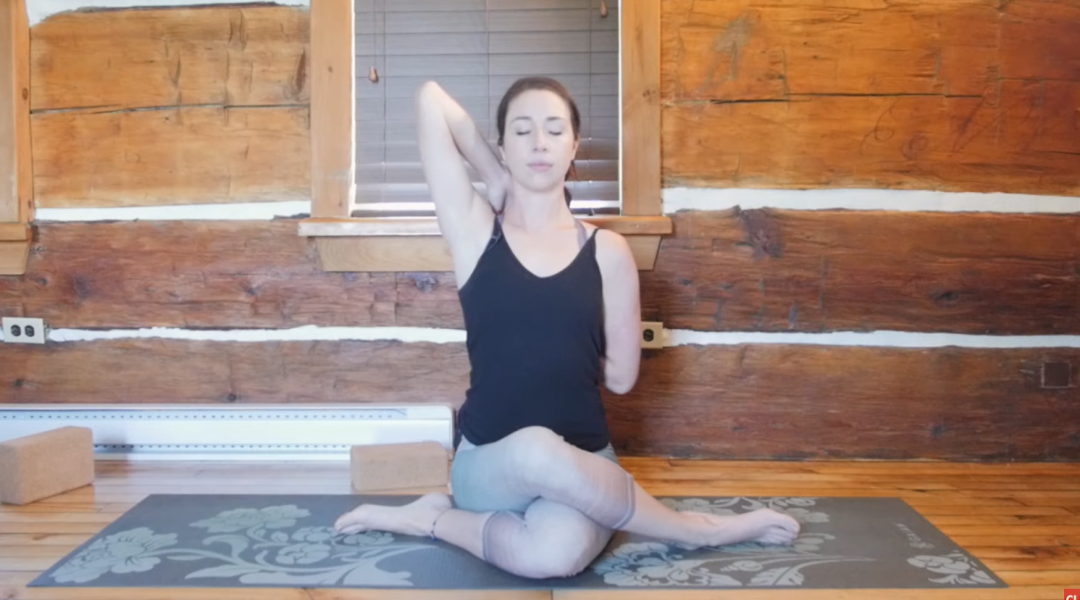 6 Yin Yoga Poses for Improved Immune System