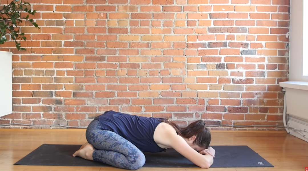 6 Yin Yoga Poses for Hip Flexibility