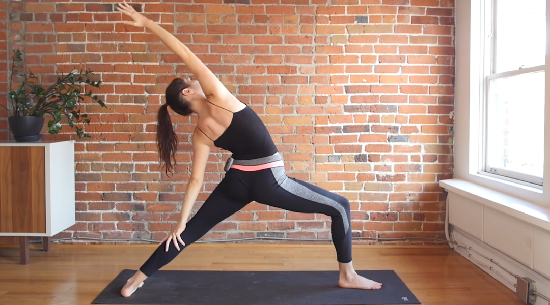7 Yoga Stretches to Wake You Up