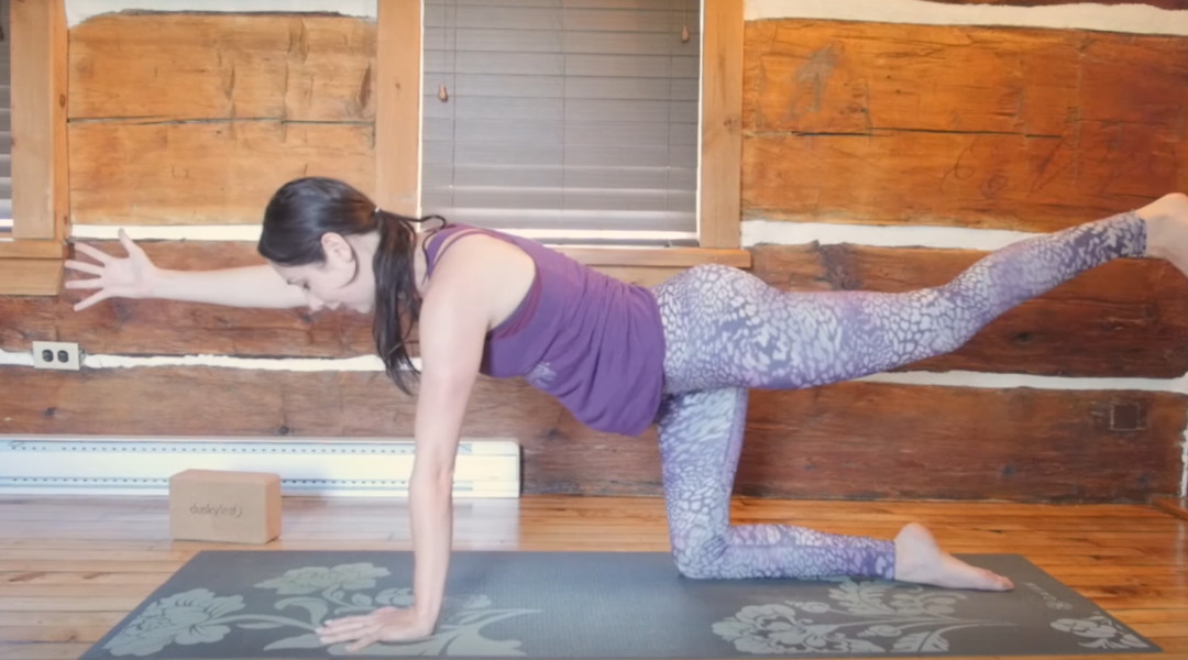 7 Yoga Exercises for Full Body Toning
