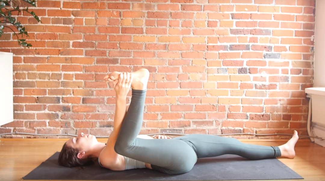 7 Yoga Poses for a Great Night's Sleep