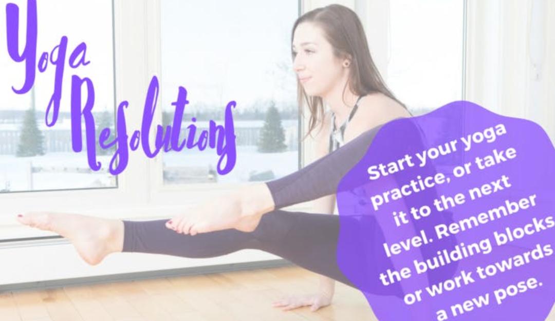 Got Yoga Goals? (January Challenge INSIDE 👇🏻)