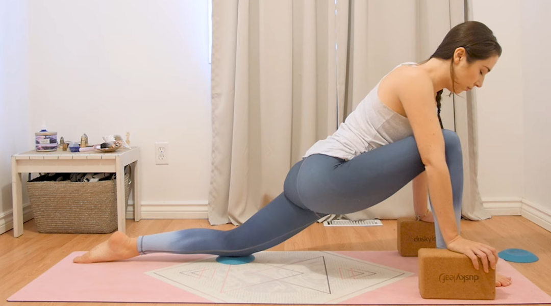 7 Yin Yoga Poses to Improve Flexibility