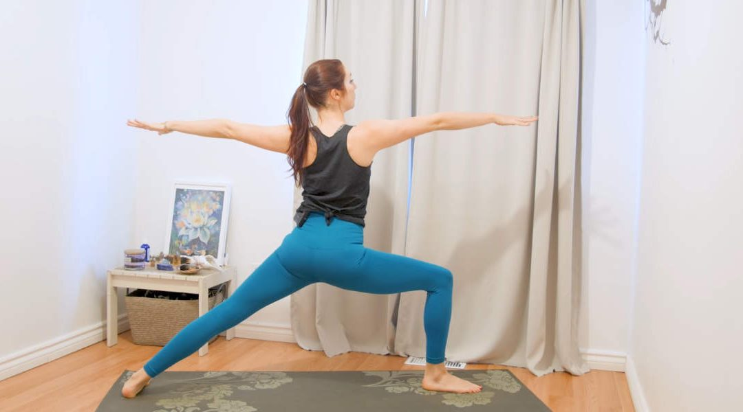 7 Energizing Yoga Poses for a Full Body Stretch