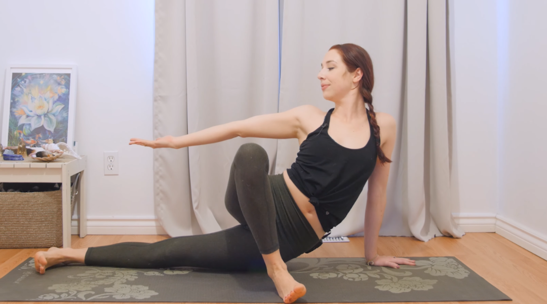 7 Yoga Poses to Wake Up