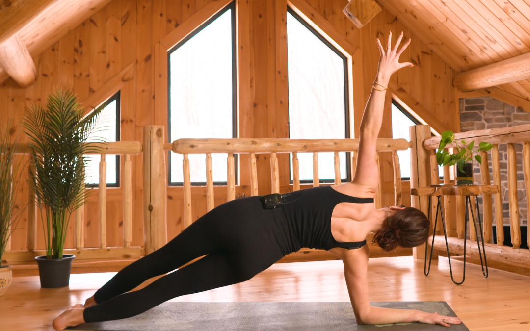 7 Yoga Poses for Toned Arms