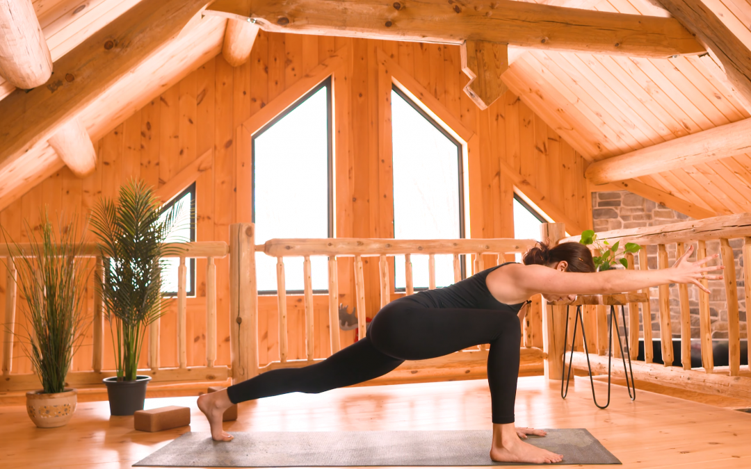 Wake Up Flexibility Flow (7 Yoga Poses for the Morning)