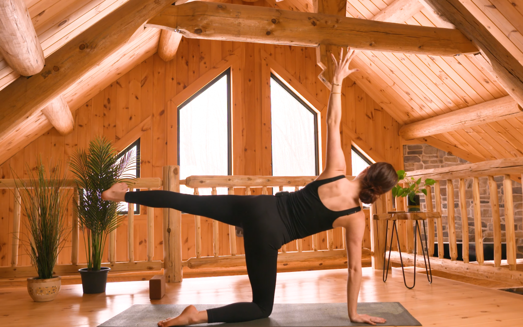 7 Poses to Fire Up the Core This Morning