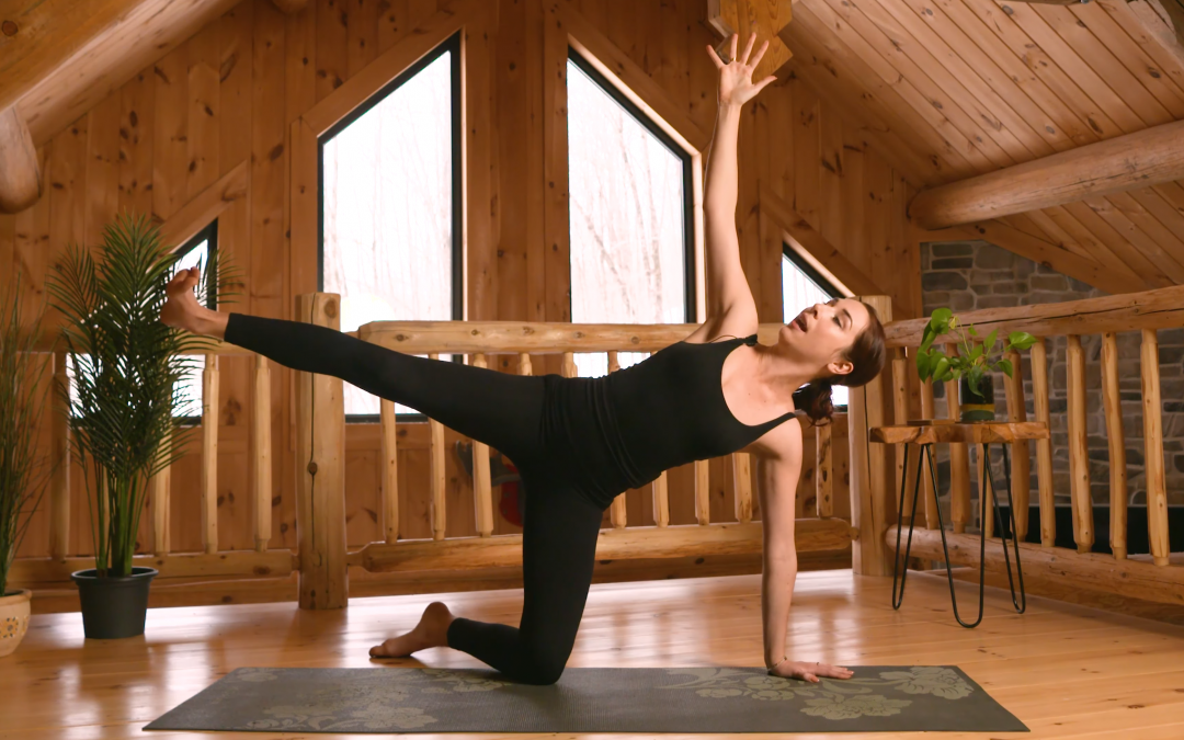 7 Poses for a Morning Boost Better Than Coffee