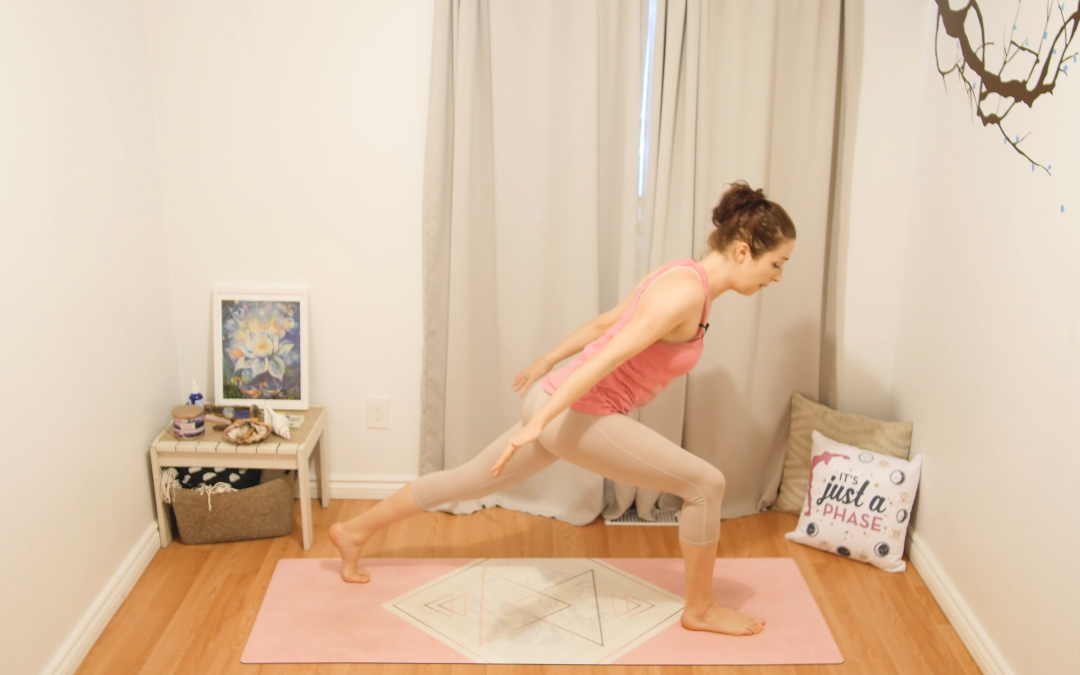 7 Hands Free Morning Yoga Poses
