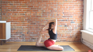7 pigeon pose variations for hip flexibility  yoga with