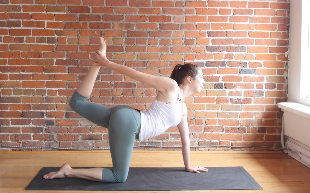 7 Challenging Intermediate Yoga Poses