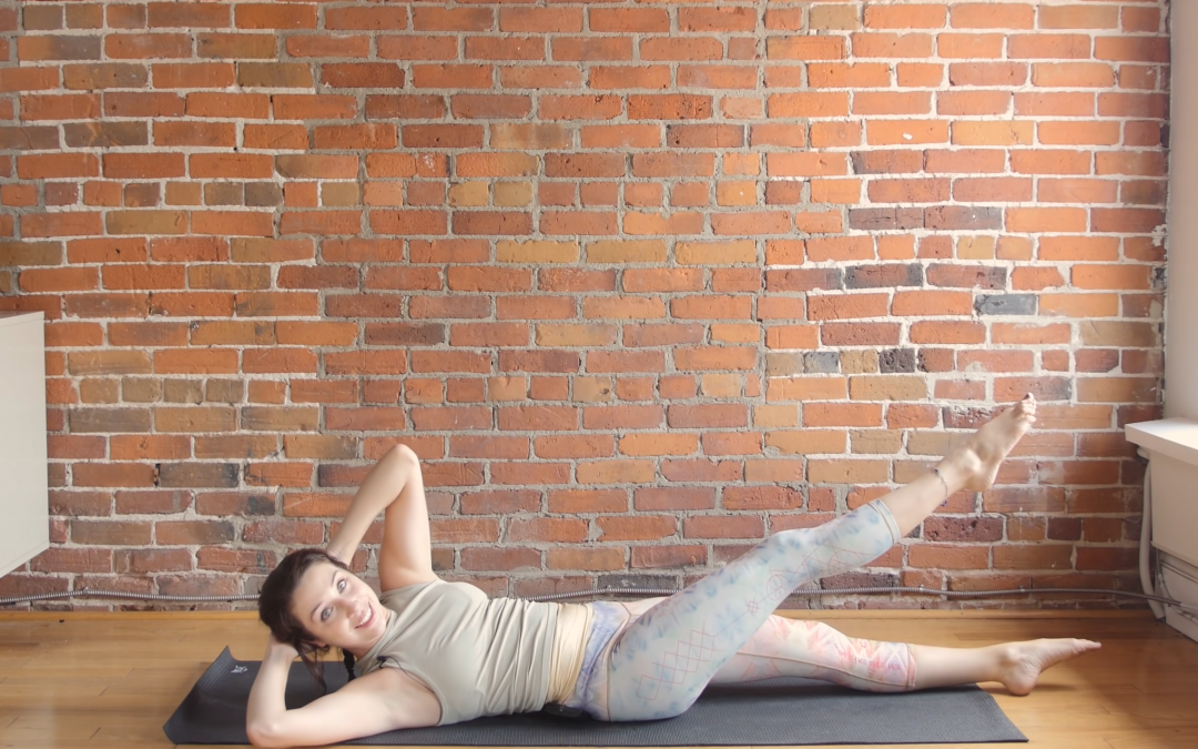 7 Poses to Wake Up This Morning