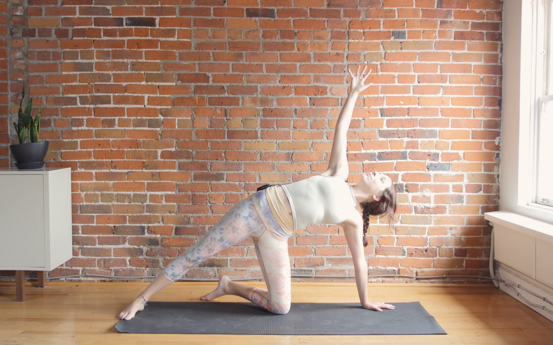 Quick and Accessible Morning Yoga Sequence