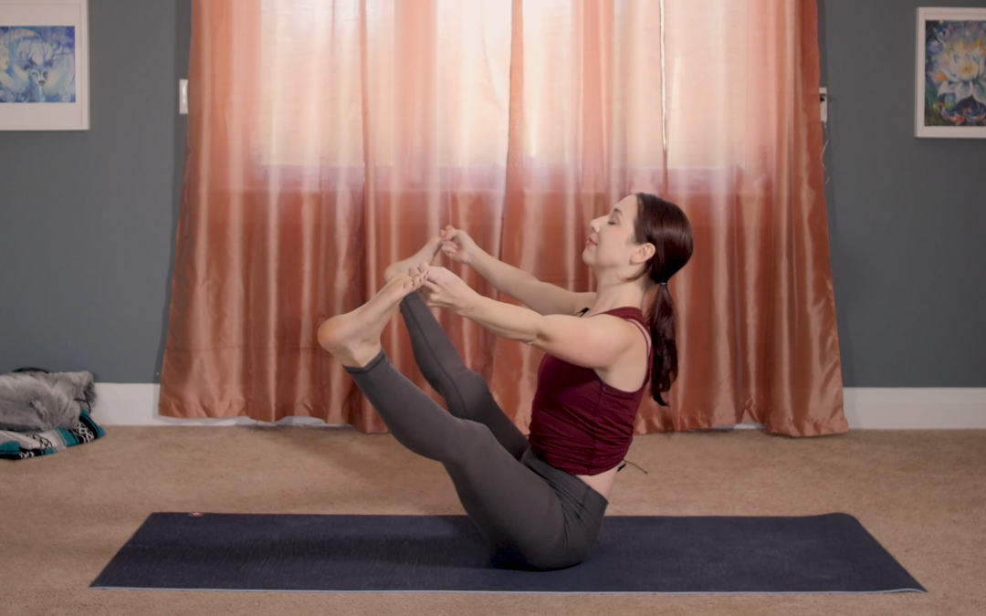 7 Core Strengthening Yoga Poses