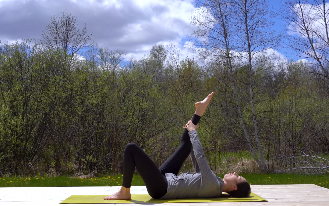 Energizing Earth Element Stretches